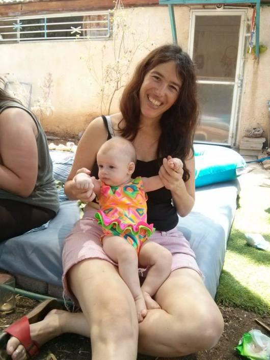 baby shira beged yam